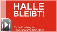 Halle bleibt!